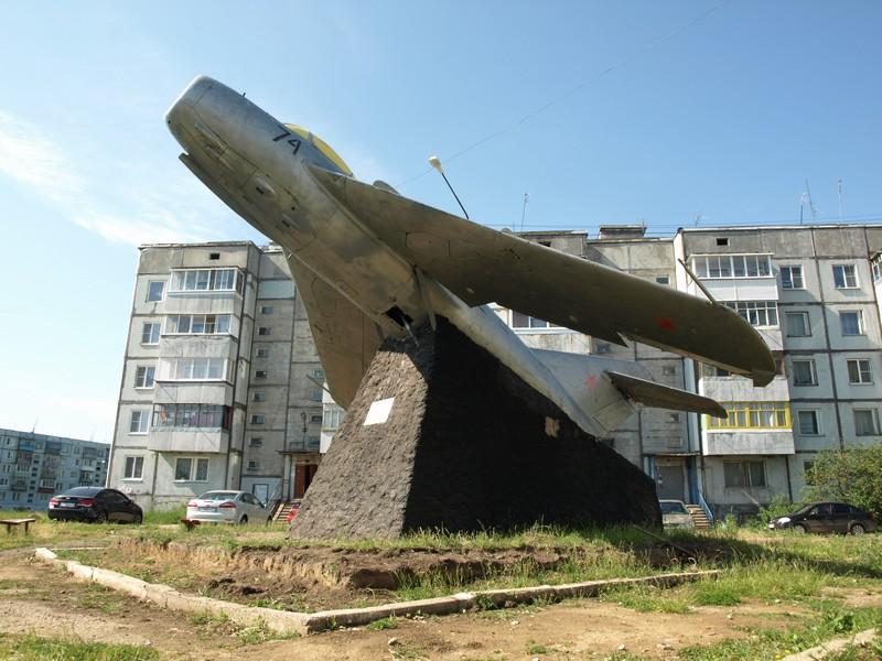 МиГ-17 (Козельск)