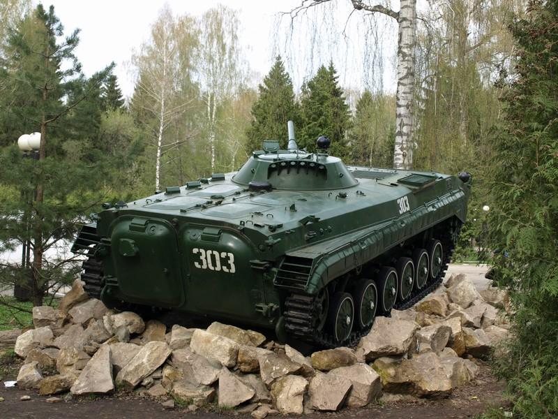 БМП-1 (Новомосковск)
