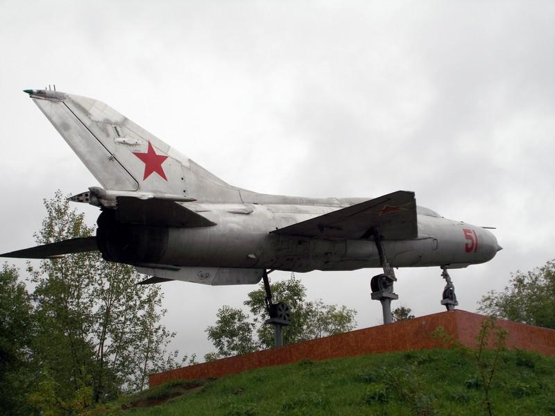 МиГ-21 (Чита)